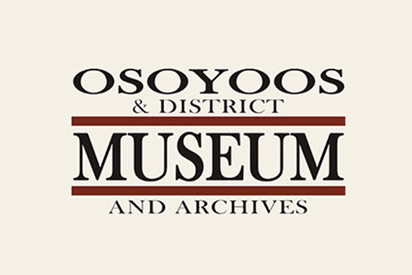 Osoyoos & District Museum and Archives logo