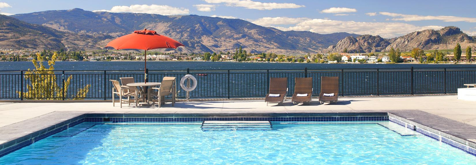 resort in osoyoos