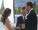 Lake Osoyoos wedding