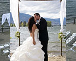 Walnut Beach Resort, romantic wedding