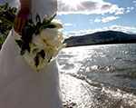 Okanagan Wedding on the water