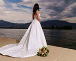 Lake Osoyoos bride